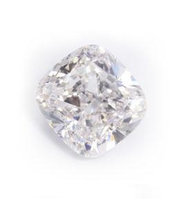 Lab Grown Cushion Cut Diamond