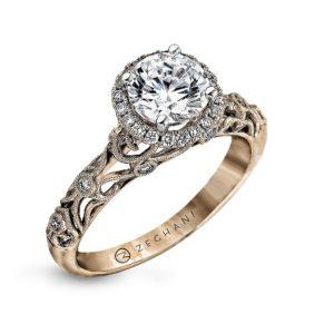 Zeghani Engagement Rings
