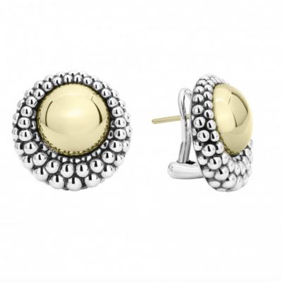 High Bar Caviar Earrings